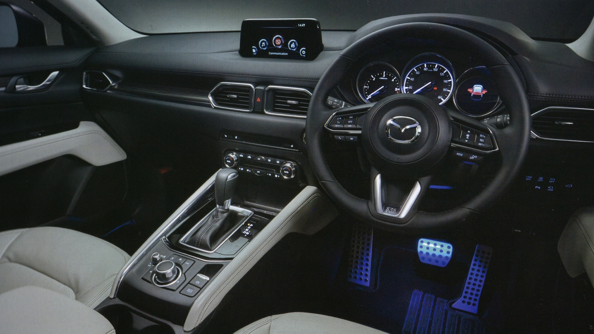 マツダ CX-5 XDプロアクティブ 内装の感想