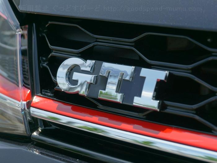 2017 VW ゴルフ7.5 GTI 試乗