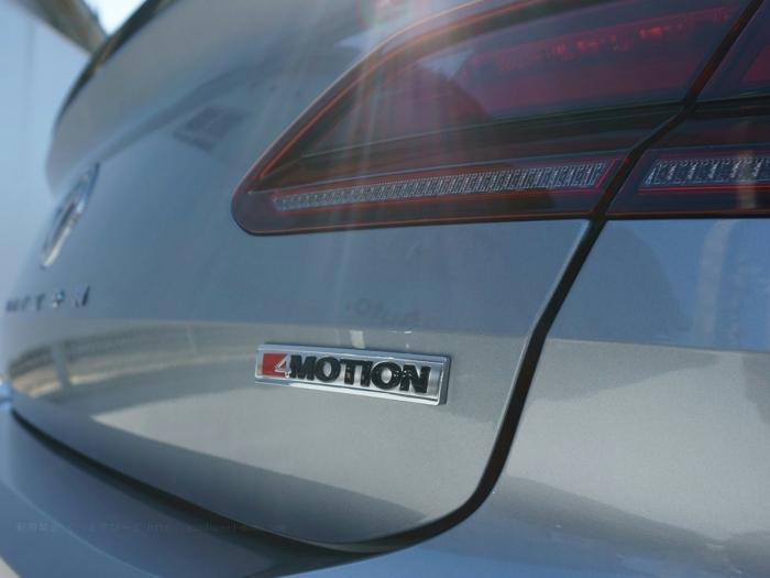 VW アルテオン Rライン 4モーション アドバンスに試乗