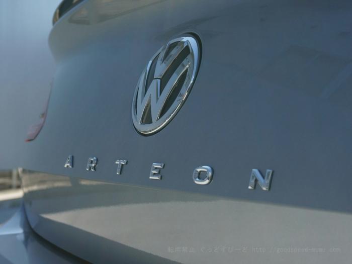 VW アルテオン Rライン 4モーション アドバンスに試乗 後編