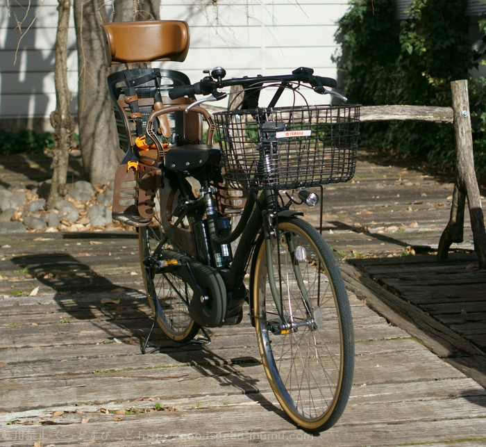 買って良かった 電動アシスト自転車 YAMAHA PAS ami