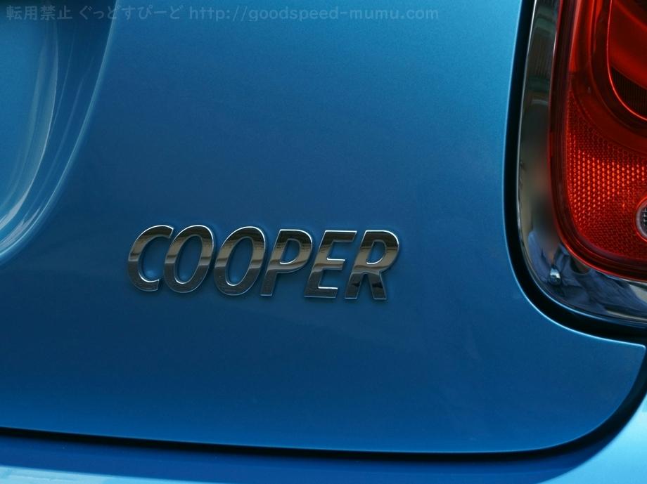 代車で乗ったF56 MINIクーパーの感触から中古車を考える