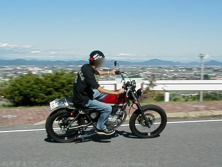 20年のバイク遍歴をまとめてみる