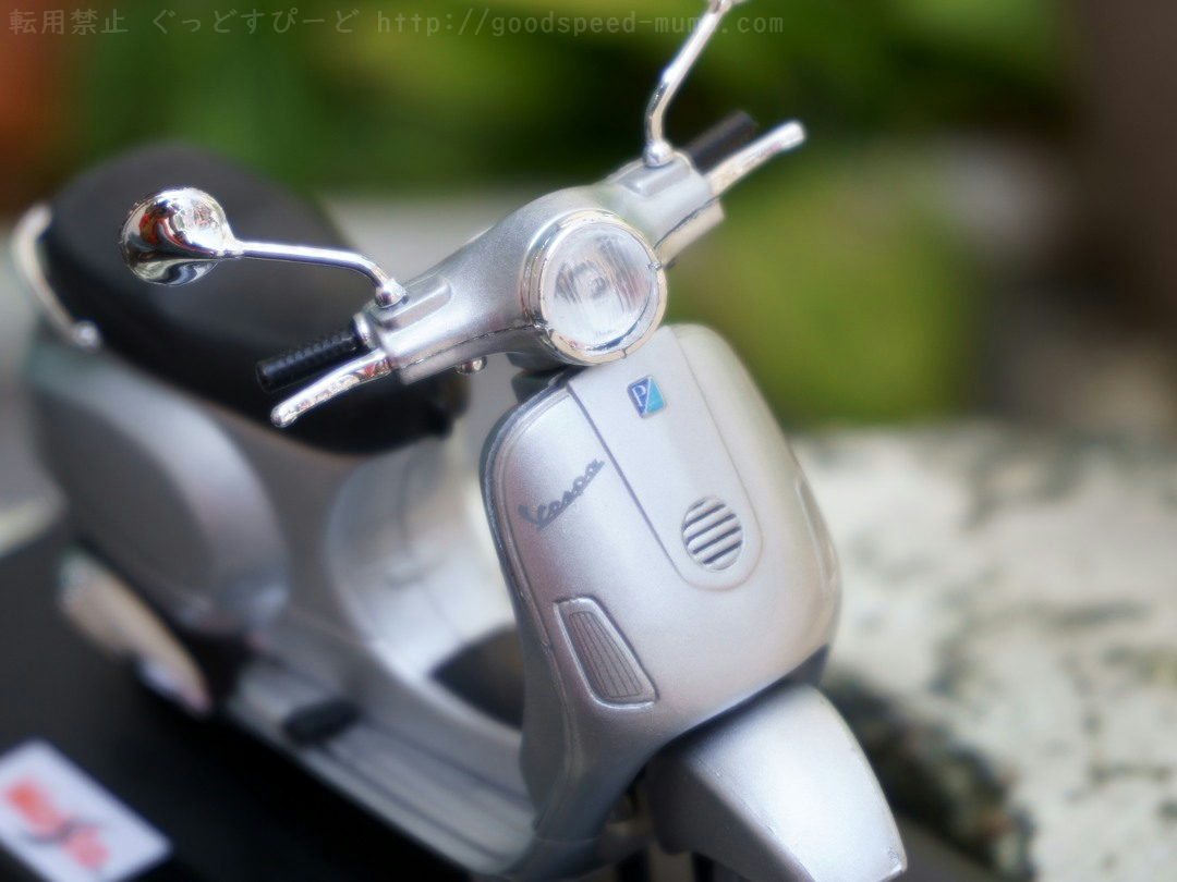 Maisto ベスパLX125の模型を購入