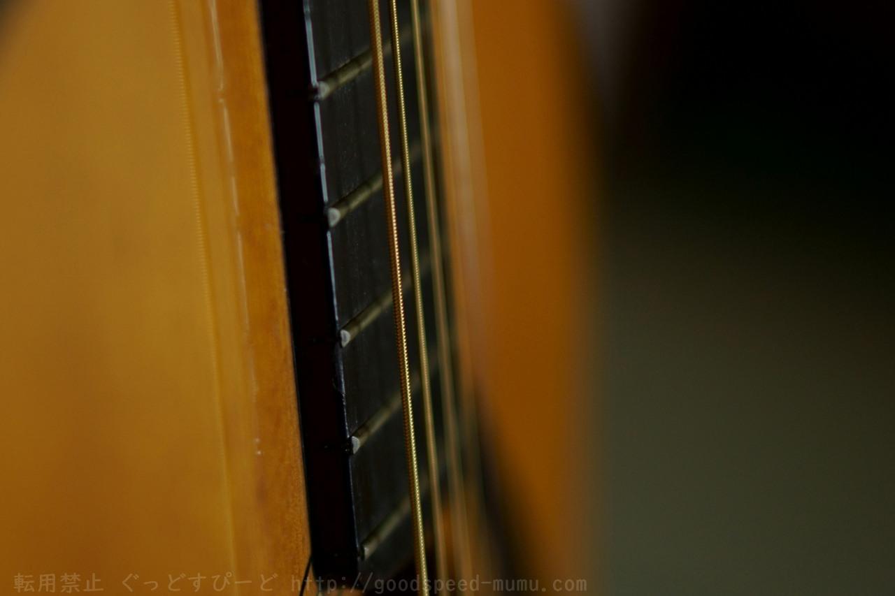 ギターの練習を始める