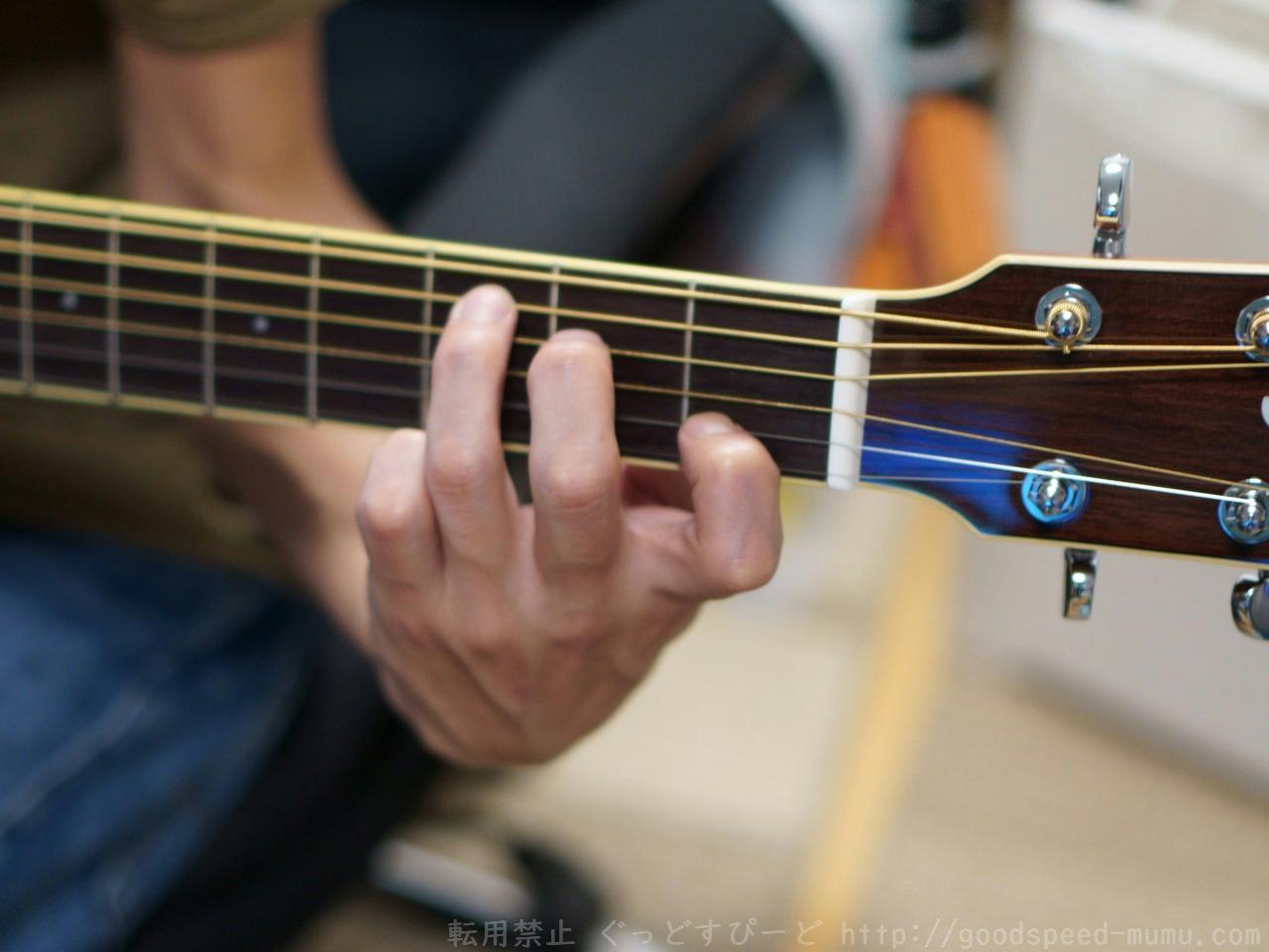 ギター 毎日練習中