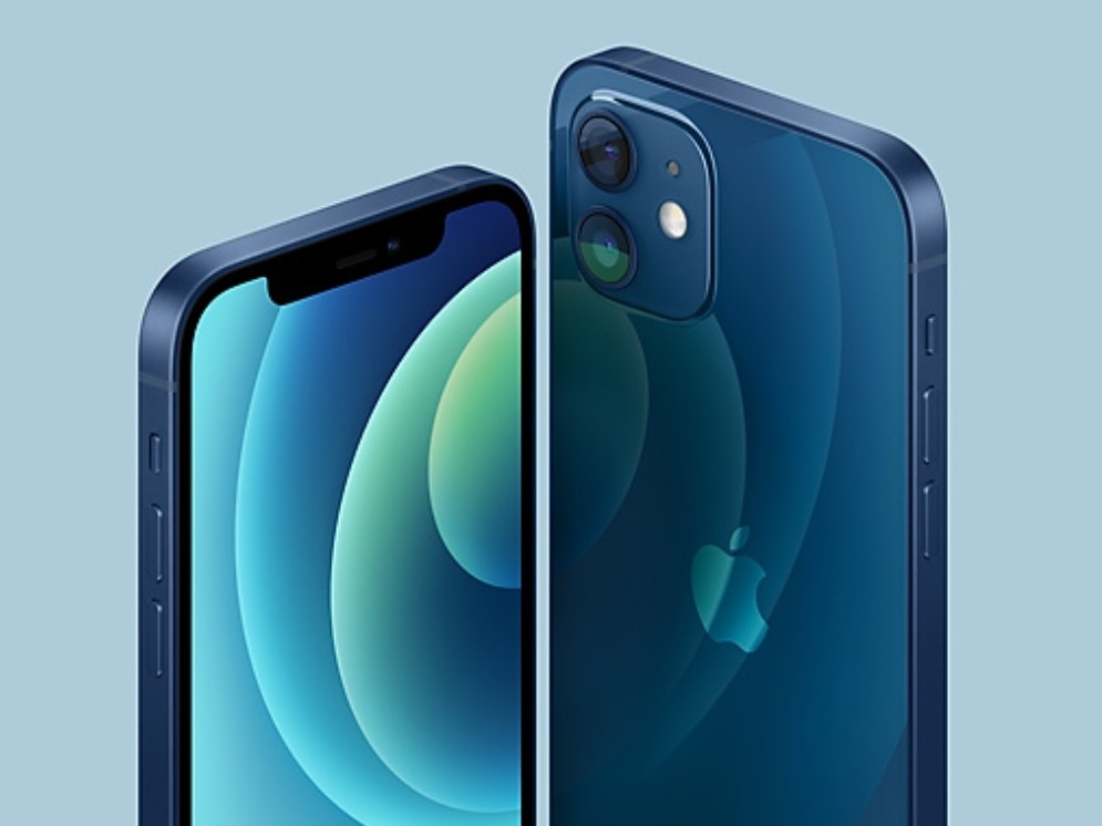 iPhone12発表