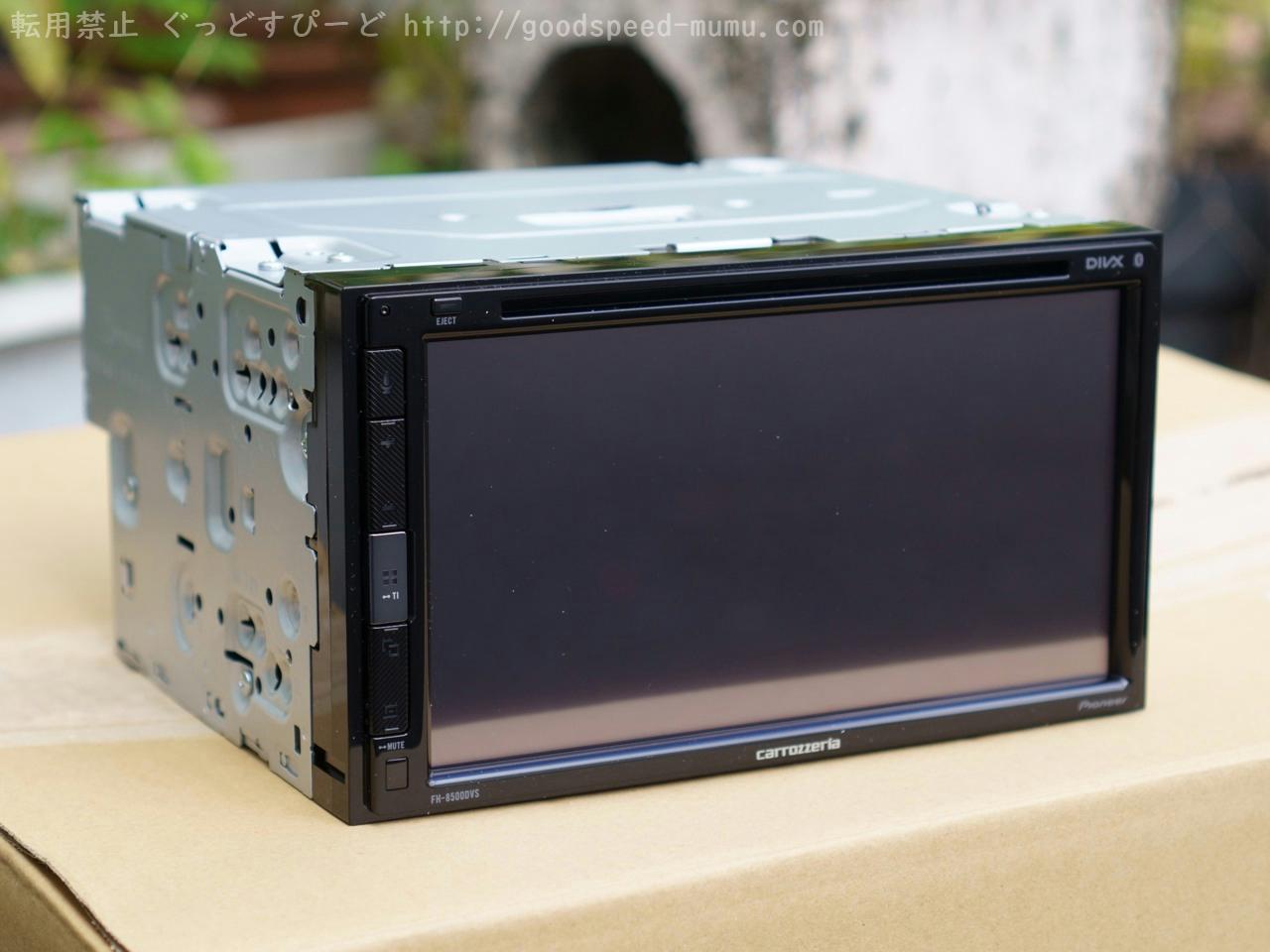 200系ハイエース4型 ディスプレイオーディオとバックカメラ取り付け