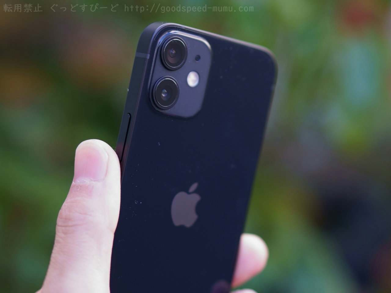 iPhone12mini購入 4日間使った感想を書いてみる