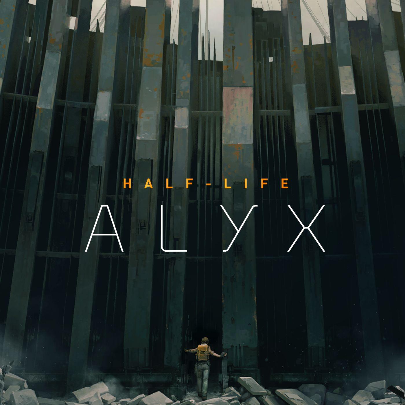 もはやアトラクション!最高峰VRゲーム Half-Life Alyxをプレイ