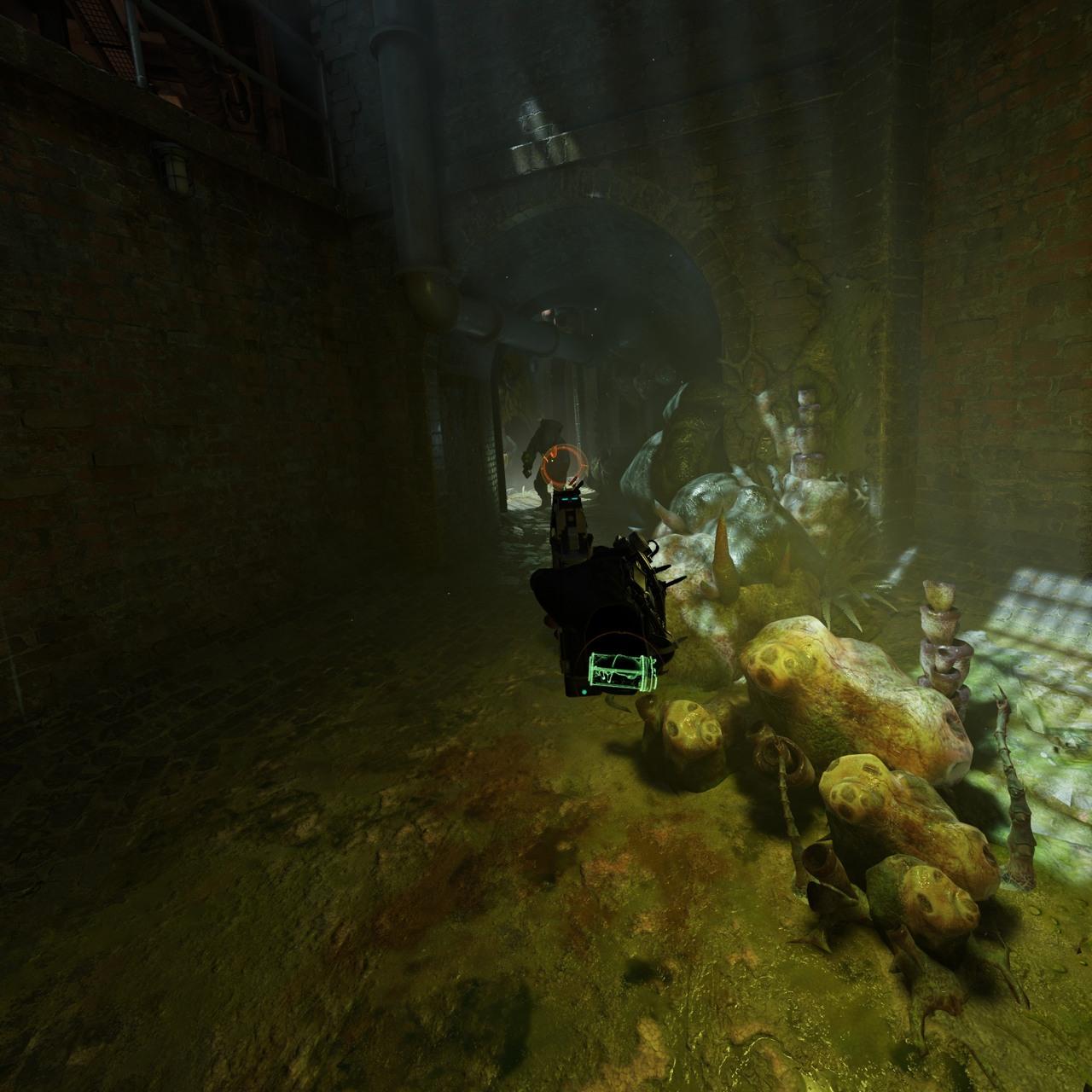 Half-Life Alyx プレイ日記その2 暗くて怖いと精神的に疲れる