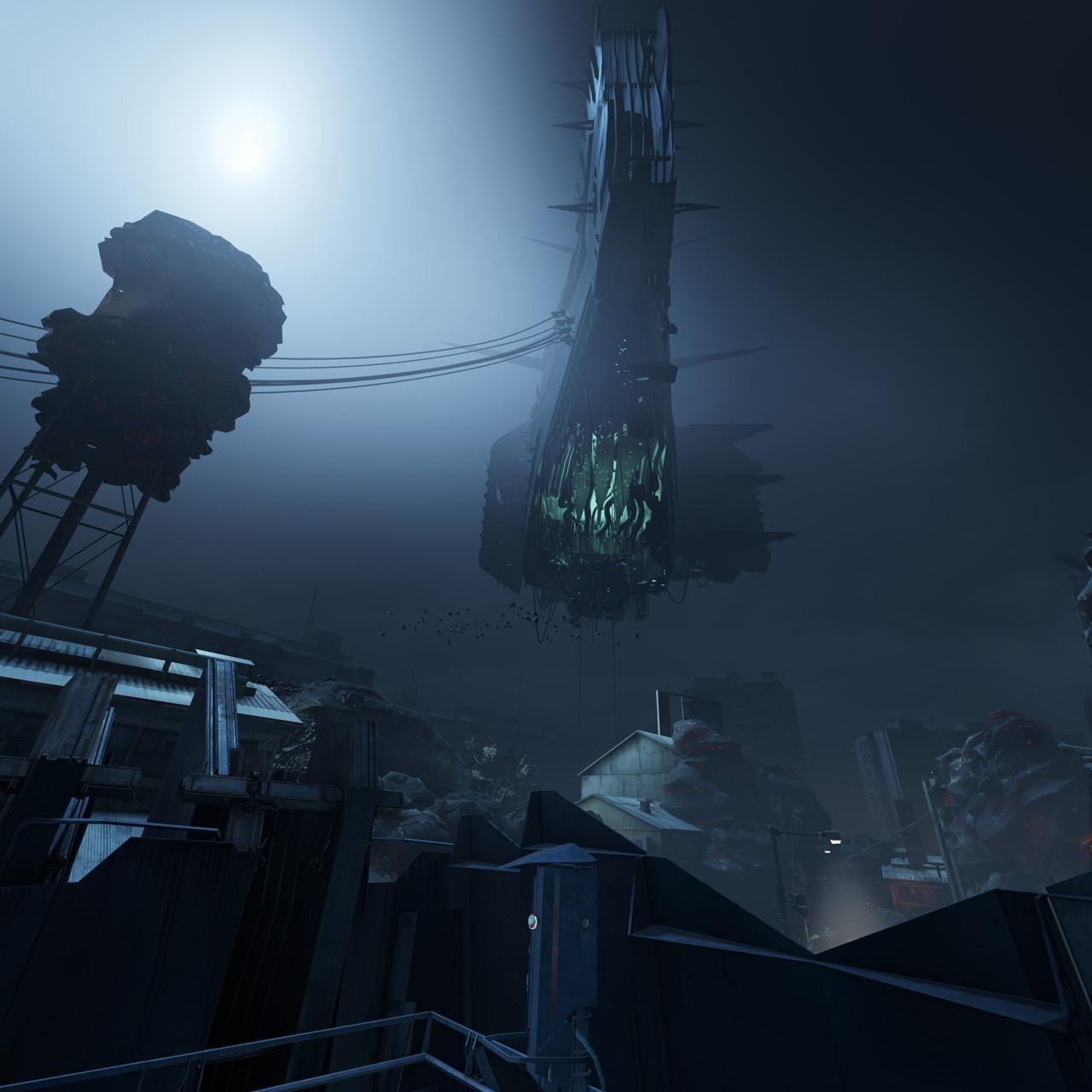 Half-Life Alyx プレイ日記4回目 20時間でクリア ボリューム十分で満足感アリ